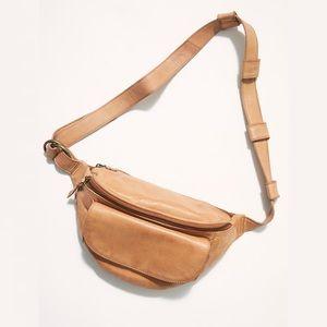 Free People Cut N Paste Millie Crossbody Belt Bag
